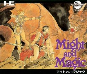 Might and Magic: Book I per PC Engine