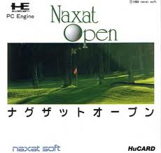Naxat Open per PC Engine