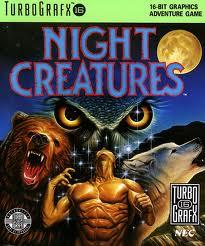 Night Creatures per PC Engine