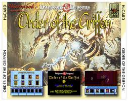 Order of the Griffon per PC Engine