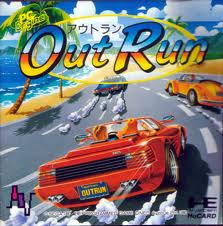 Out Run per PC Engine