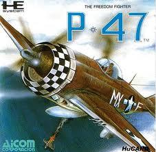 P47 Thunderbolt per PC Engine