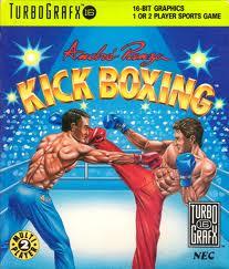 Panza Kick Boxing per PC Engine