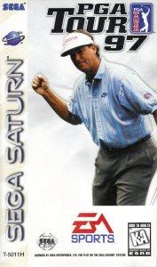 PGA Tour '97 per Sega Saturn