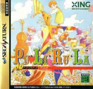 PuLiRuLa per Sega Saturn