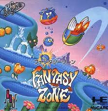 Sega Ages: Fantasy Zone per PC Engine
