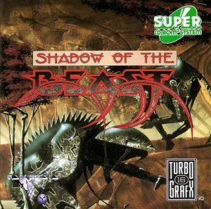 Shadow of the Beast per PC Engine
