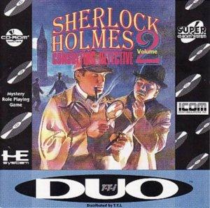 Sherlock Holmes: Consulting Detective Volume II per PC Engine