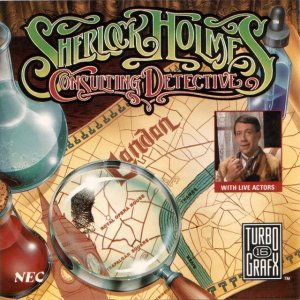 Sherlock Holmes: Consulting Detective Volume I per PC Engine