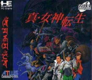 Shin Megami Tensei per PC Engine