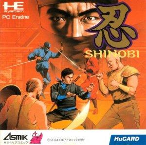 Shinobi per PC Engine