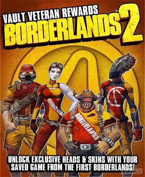 Ecco cosa sbloccano i vecchi salvataggi del primo capitolo in Borderlands 2