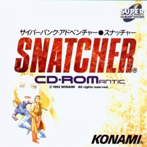Snatcher per PC Engine
