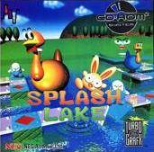 Splash Lake per PC Engine