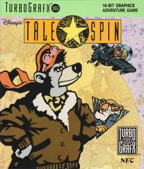 TaleSpin per PC Engine