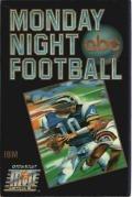 ABC Monday Night Football per PC MS-DOS