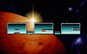 A.G.E. per PC MS-DOS