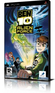 Ben 10: Alien Force - The Game per PlayStation Portable