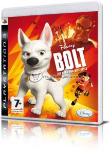 Bolt per PlayStation 3