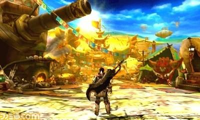 Monster Hunter 4 è completo al 60%, rivela Capcom