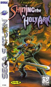 Shining the Holy Ark per Sega Saturn