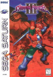 Shining Force III per Sega Saturn