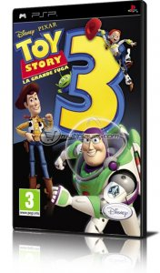 Toy Story 3: Il Videogioco per PlayStation Portable