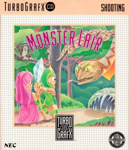 Wonder Boy III: Monster Lair per PC Engine