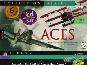 Aces: Collection Series per PC MS-DOS