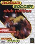 Actua Soccer Club Edition per PC MS-DOS