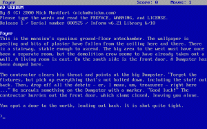 Ad Verbum per PC MS-DOS