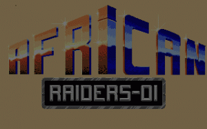 African Riders - 01 per PC MS-DOS