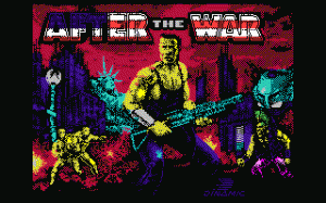 After The War per PC MS-DOS