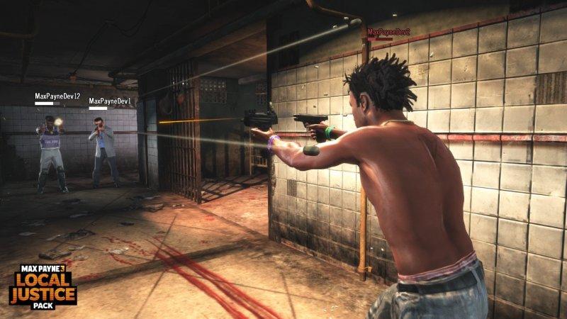 Max Payne 3, il pacchetto Giustizia Locale arriverà su PC il 9 agosto