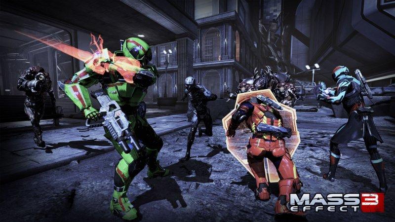 Mass Effect 3: Earth, l'annuncio ufficiale e tutti i dettagli