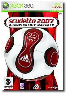 Scudetto 2007 (Championship Manager 2007) per Xbox 360