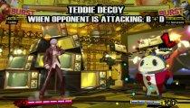 Persona 4: Arena - Le mosse di Teddie