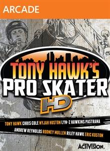 Tony Hawk's Pro Skater HD per PC Windows