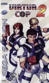 Virtua Cop 2 per Sega Saturn