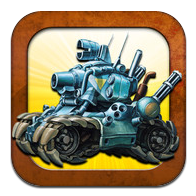 Metal Slug 3 per iPad
