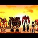 Le prime immagini di Transformers Prime