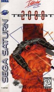 Tempest 2000 per Sega Saturn