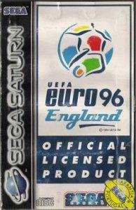 UEFA Euro 96 England per Sega Saturn