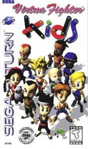 Virtua Fighter Kids per Sega Saturn