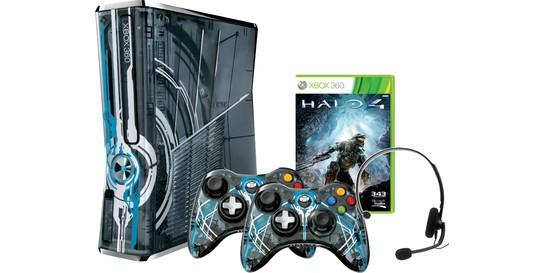 Xbox 360 Limited Edition per Halo 4