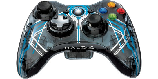 Xbox 360 Limited Edition per Halo 4