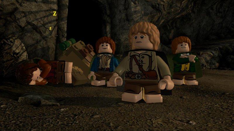 La Soluzione di LEGO Il Signore degli Anelli