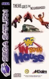 WWF In Your House per Sega Saturn