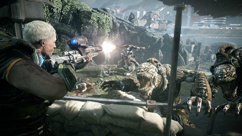 Epic Games annuncia il VIP Season Pass per Gears of War: Judgment