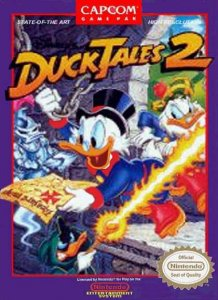 Duck Tales 2 per Nintendo Entertainment System